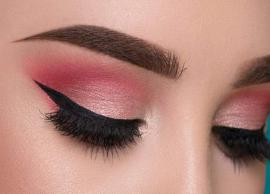 Easy Steps To Get Perfect Winged Eyeliner