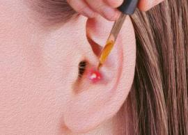5 Home Remedies To Treat Pimple in Ear