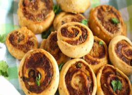 Recipe- Pinwheels Samosa are Perfect For House Parties