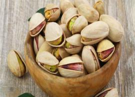 8 Health Benefits of Pistachios