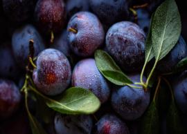 4 Reasons Why Plums are Good for Your Skin and Hair