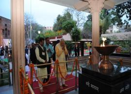 PM Modi, other leaders pay tribute to Jallianwala Bagh massacre victims