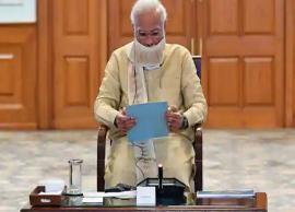 VIDEO- PM Modi Addresses The Nation on Occasion of Buddha Purnima