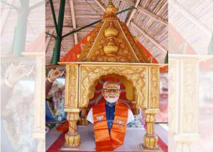 Temple Dedicated to PM Narendra Modi has Idol of 1.6 Lakhs