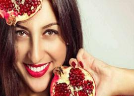 7 Homemade Pomegranate Face Masks For All Skin Types