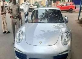 Porsche Car owner fined Rs 27 lakh for violations