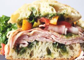 Recipe- Porchetta Sandwich That is an Authentic Dish of Ariccia
