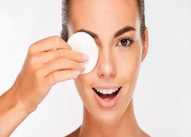 5 Tips To Keep Your Skin Healthy Post Make-up