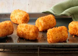 Recipe- Make Your Evening Snack Special With Potato Croquettes