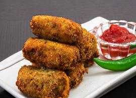 Recipe- Spicy Mix Vegetable and Potato Cutlets