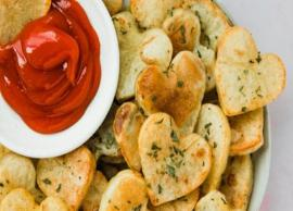 Recipe- Enjoy Your Evening With Potato Hearts