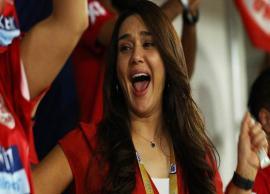 मुंबई इंडियंस की हार पर प्रीति जिंटा ने दिया यह रिएक्शन, विडियो वायरल