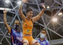 B-Town Celebs Congratulate Wrestler Priya Malik for Winning Gold at World Cadet Championship