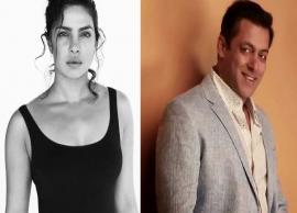 SHOCKING! Priyanka Chopra Left 'Bharat' Because of Salman Khan