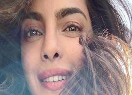 Priyanka Chopra looks stunning in this candid sun-kissed selfie