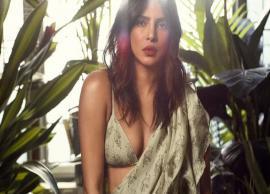 PICS- Priyanka Chopra brings on the Saree fever this summer