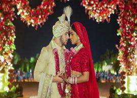 PICS- Priyanka Chopra and Nick Jonas Wedding Pics are Just WOW