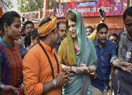 मोदी की 'चौकीदार मुहिम' पर प्रियंका का हमला कहा - चौकीदार तो अमीरों के होते हैं