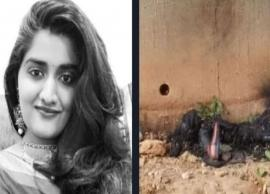 RIP Priyanka Reddy family says police didn't respond properly