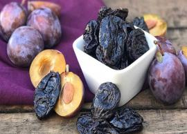 4 Reasons Why Prunes Should Be Consumed During Pregnancy