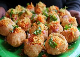 Recipe- Popular Indian Street Food Sukha Puri Chaat