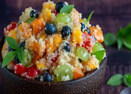 Recipe - Quinoa Fruit Salad Will Save Your Mornings
