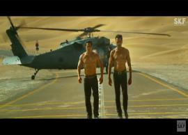 VIDEO- Salman Khan and Bobby Deol Recreates Fast and Furious in Race 3 Trailer