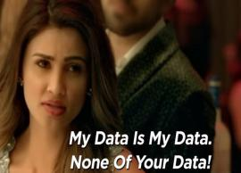 After trollers, now Mumbai Police takes a dig at Daisy Shah's viral 'None of Your business' dialogue from 'Race 3'
