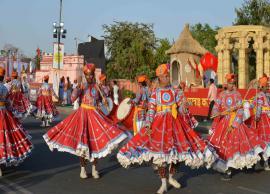 राजस्थान दिवस समारोह - 2018 : जनपथ पर साकार हुई प्रदेश की 'सांस्कृतिक आत्मा'-Photo Gallery