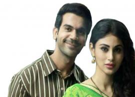 PIC- Rajkummar Rao and Mouni Roy have nailed the 'middle-class' look in 'Made In China'