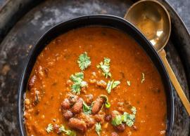 Recipe- Weekend Special Rajma Masala