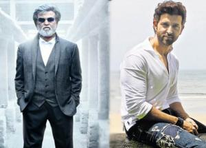 WHAT? Hrithik Roshan Has Worked With Rajnikanth and Went Un-noticed