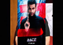 Salman Khan Introduces The Hot Villain of Race 3 in New Poster