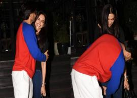 VIDEO- Ranveer Making Deepika Blush Will Male Your Day
