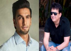 VIDEO- Ranveer Singh and Sajid Nadiadwala takes 'The Bala Challenge' With Amazing Dance