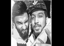 Ranveer Singh meets original 'Gully Boy' Naezy