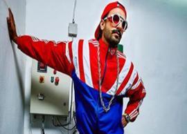 Ranveer Singh trolls himself with toilet cleaner meme