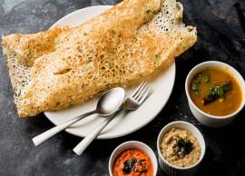 Recipe- Restaurant Style Crispy Rava Dosa