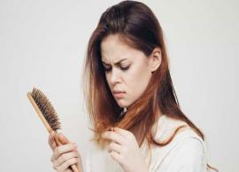 5 Major Reasons Causing Hairfall