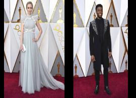 PICS- Red Carpet Looks at OSCARS 2018-Photo Gallery