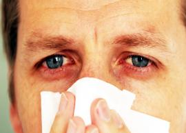 Top Home Remedies To Treat Red Eyes