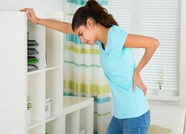 VIDEO- 5 Home Remedies For Back Pain