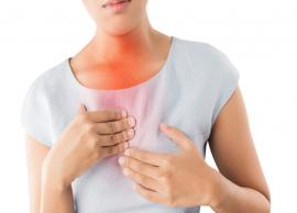 5 Remedies To Help You Get Instant Relief From Heartburn