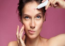 5 Home Remedies Effective To Treat Pimples