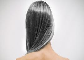 5 Effective Home Remedies To Get Rid of White Hair Naturally