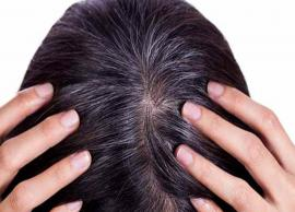 Want To Get Rid of White Hair? Try These 5 Home Remedies