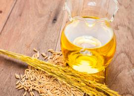 Couple of Health Benefits of Using Rice Bran Oil