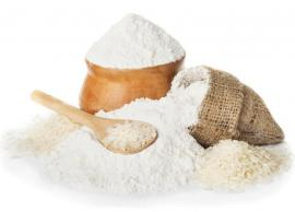5 Home Made Rice Flour Face Pack For Spot Free Skin