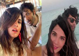 बॉयफ्रेंड के साथ मालदीव में बर्थडे सेलिब्रेट कर रही हैं 'भोली पंजाबन', सोशल मीडिया पर शेयर की फोटोज