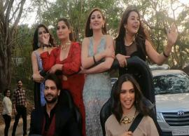 PICS- Big Boss 13 contestants enjoy a 'joyride' with Deepika Padukone